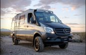 2018 Mercedes Sprinter 4x4 RV Price and Custom Budget