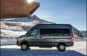 2018 Mercedes Sprinter 4x4 Review Off Road