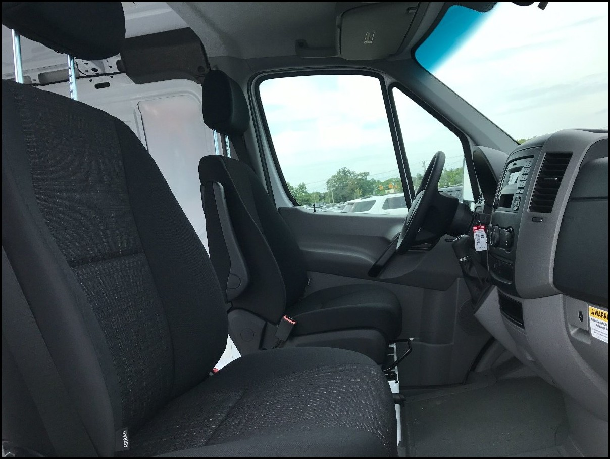 2018 Mercedes Sprinter RV Interior Pictures