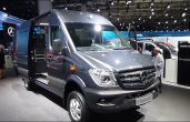 2018 Mercedes Sprinter RV Release Date and Prices