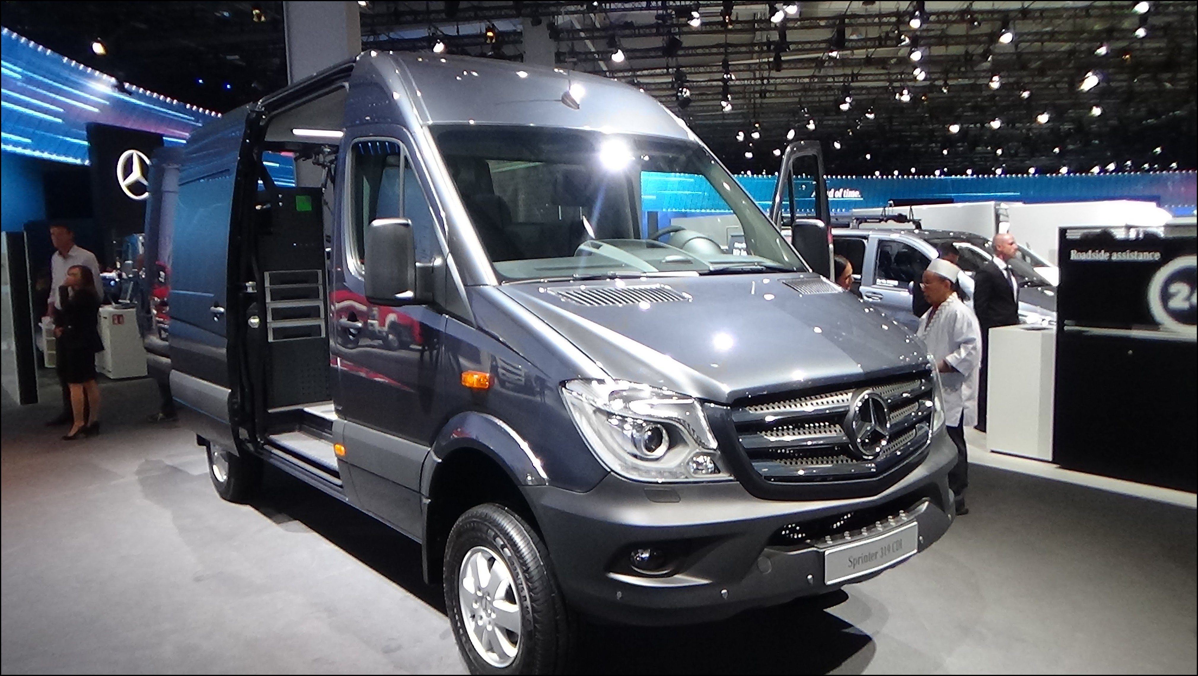 2018 Mercedes Sprinter Rv Release Date And Prices Automotive Car News