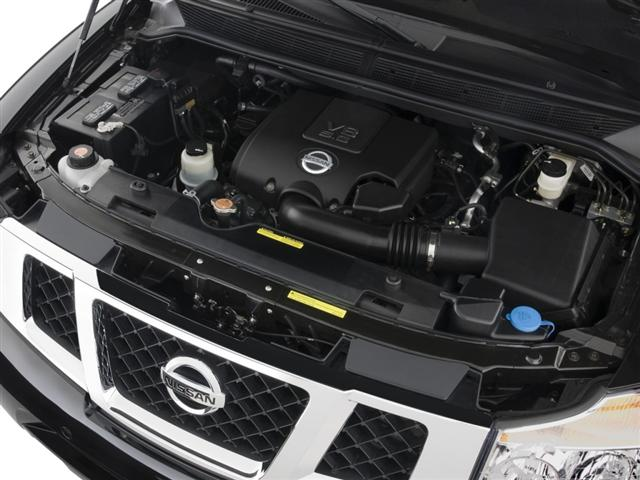 2018 Nissan Armada Engine Specifications With Gas Mileage Table