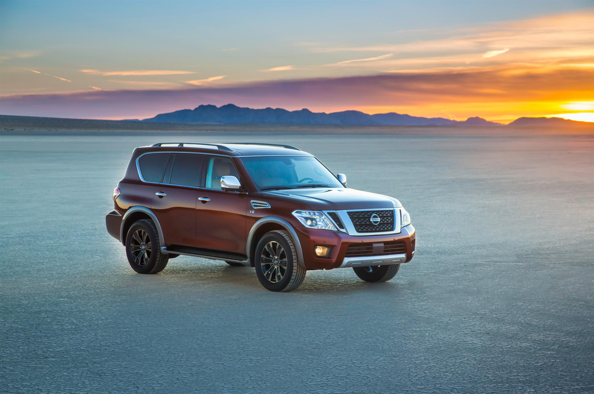 2018 Nissan Armada Gas Mileage Reviews