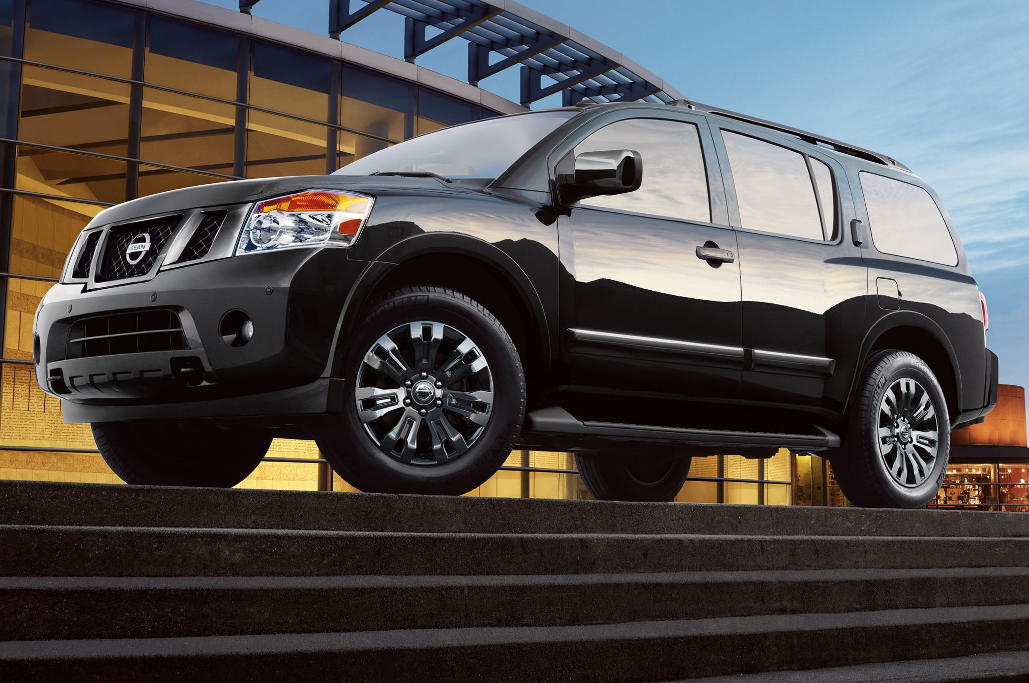 2018 Nissan Armada Reliability SUV With Low Oil COnsumption