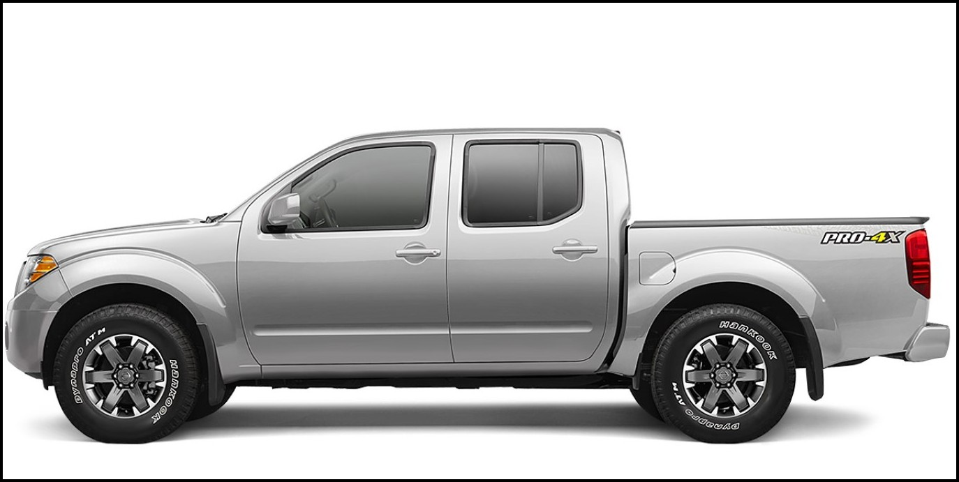 2018 Nissan Frontier 4X4 Redesign and Changes