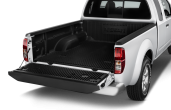 2018 Nissan Frontier Crew Cab SV King Cab Trunk Capacity