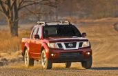 2018 Nissan Frontier Crew Cab Specifications