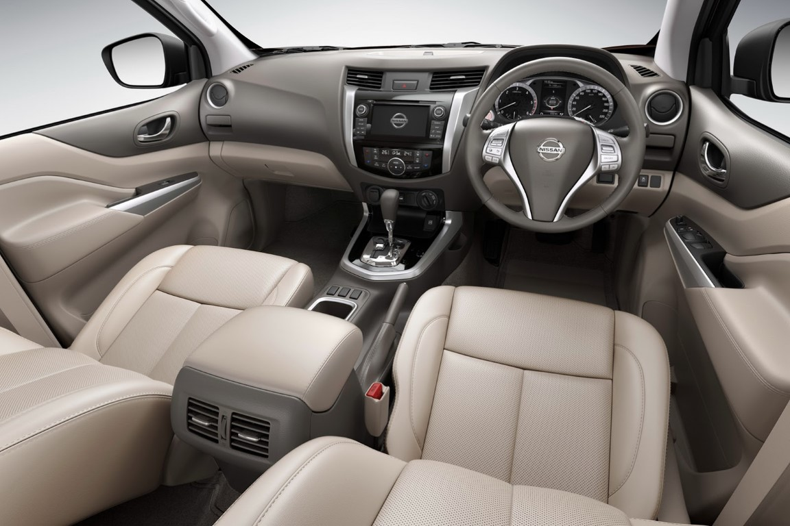 2018 Nissan Hardbody Double Cab Interior Redesign For New Model
