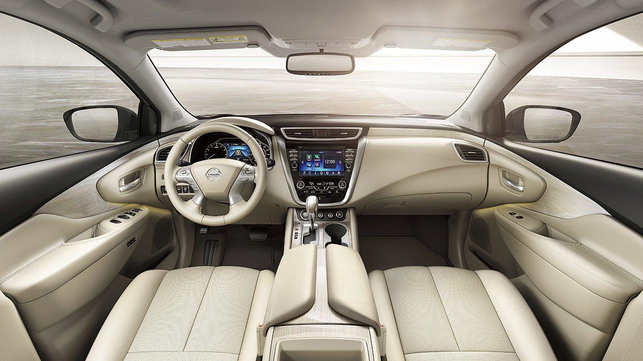 2018 Nissan Murano Interior Changes
