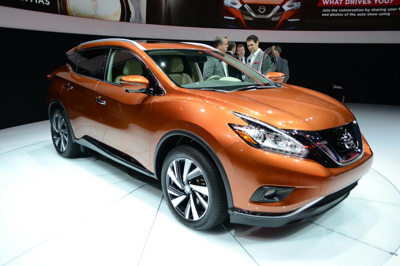 2018 Nissan Murano Redesign Exterior