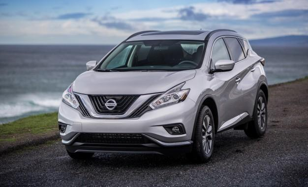 2018 Nissan Murano Refresh Design