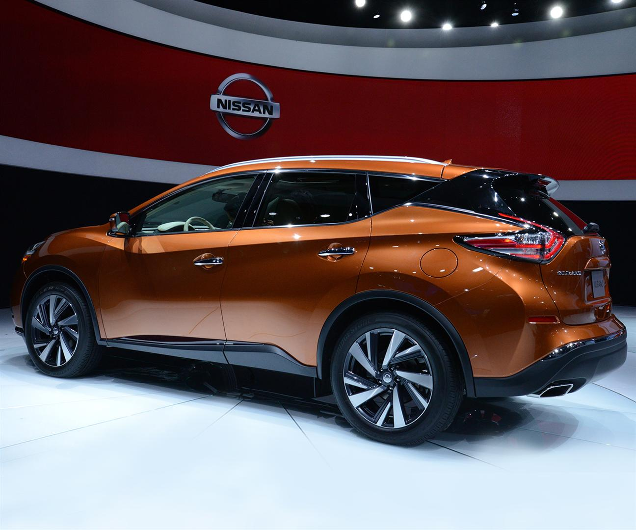 2018 Nissan Murano Reviews and Rating
