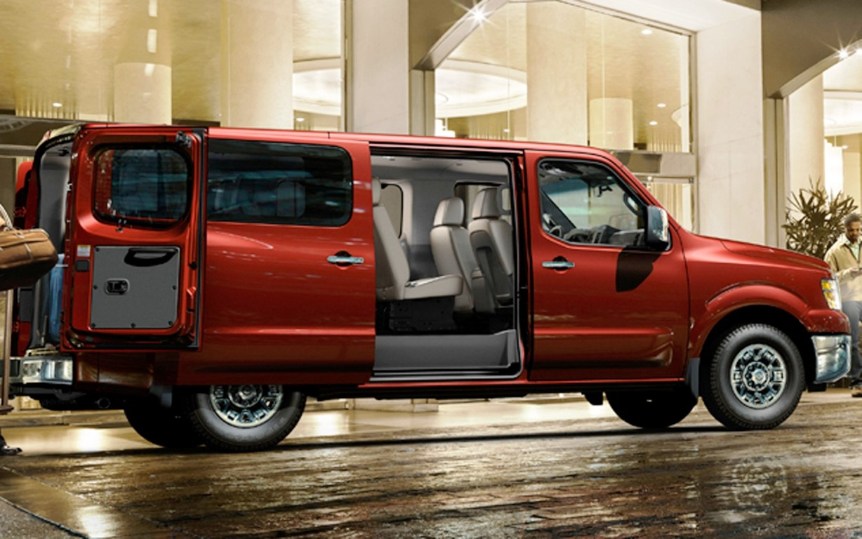 2018 Nissan Passenger Van Model Release Date This Year