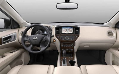 2018 Nissan Pathfinder Hybrid Review; Good MPG and Great Interior