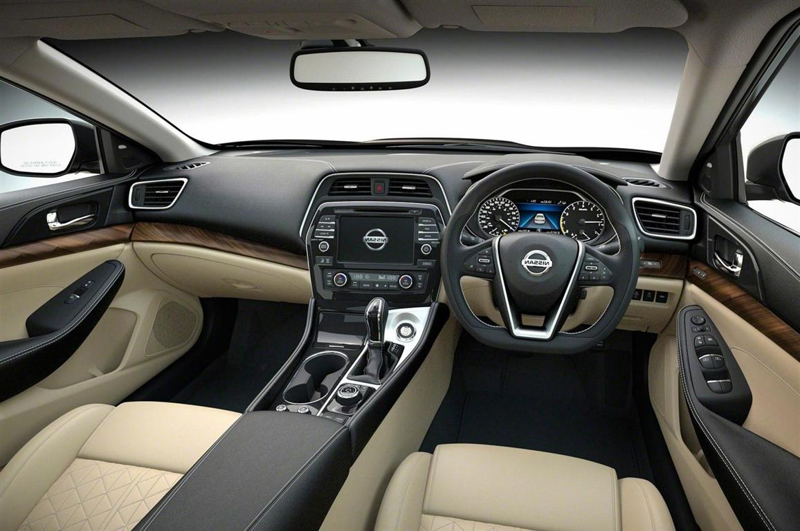 2018 Nissan Pathfinder Interior Redesign
