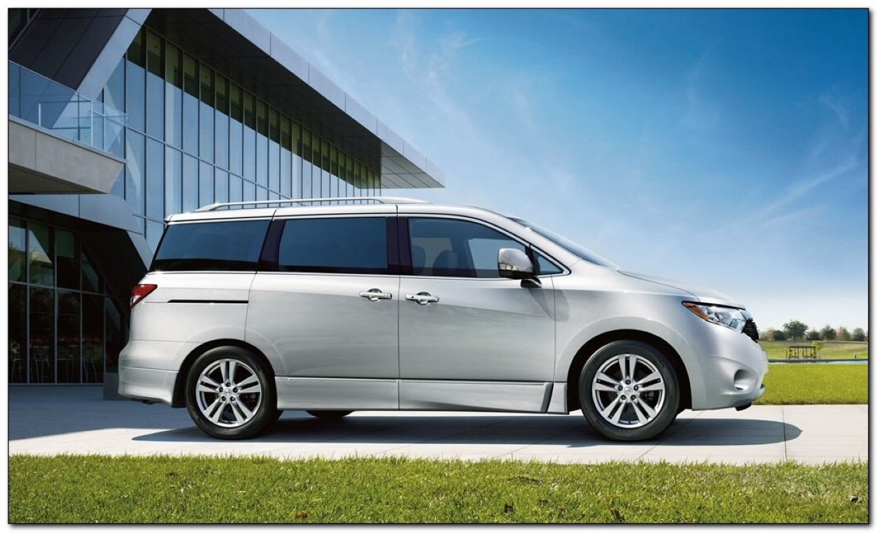 2018 Nissan Quest Exterior Redesign