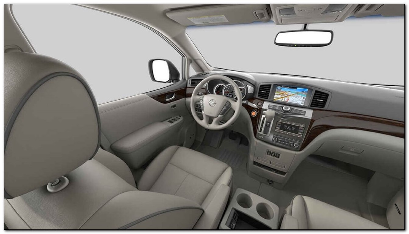 2018 Nissan Quest Interior Changes