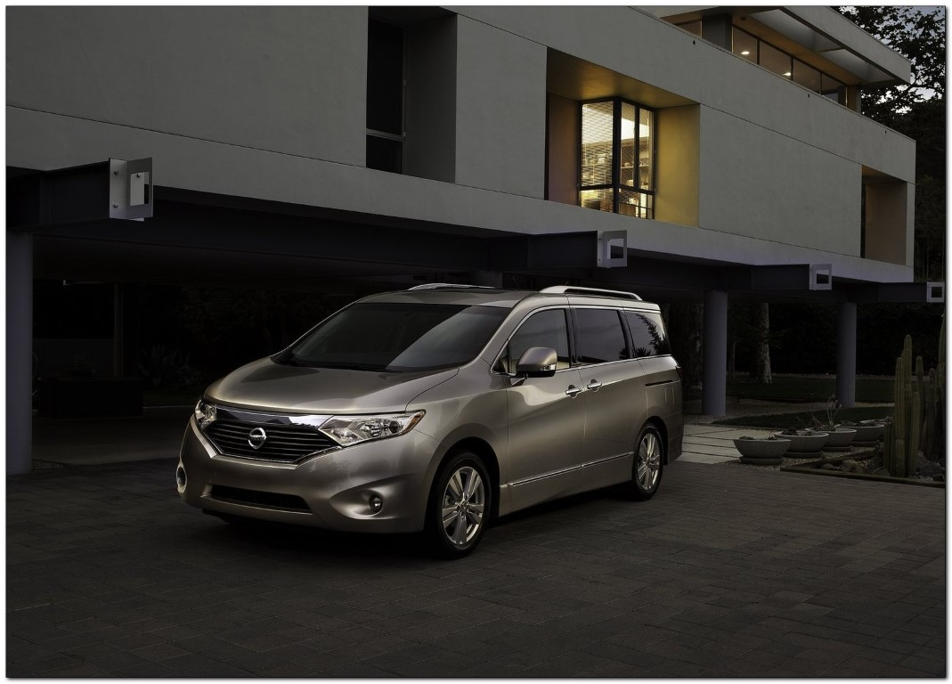 2018 Nissan Quest Redesign Exterior