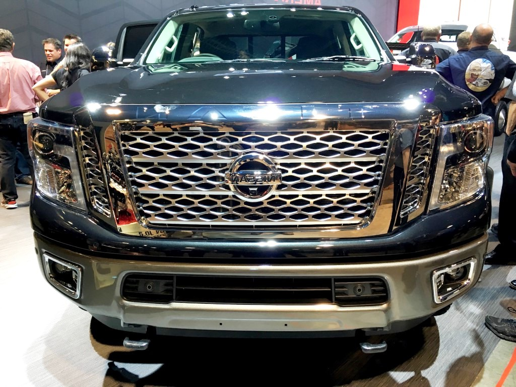 2018 Nissan Titan Xd Price and Release Date