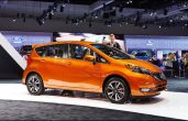 2018 Nissan Versa Note Release Date and Price