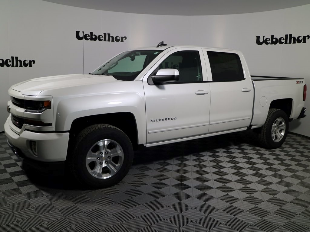 2018 Regular Cab Silverado 4X4 Gas Mileage