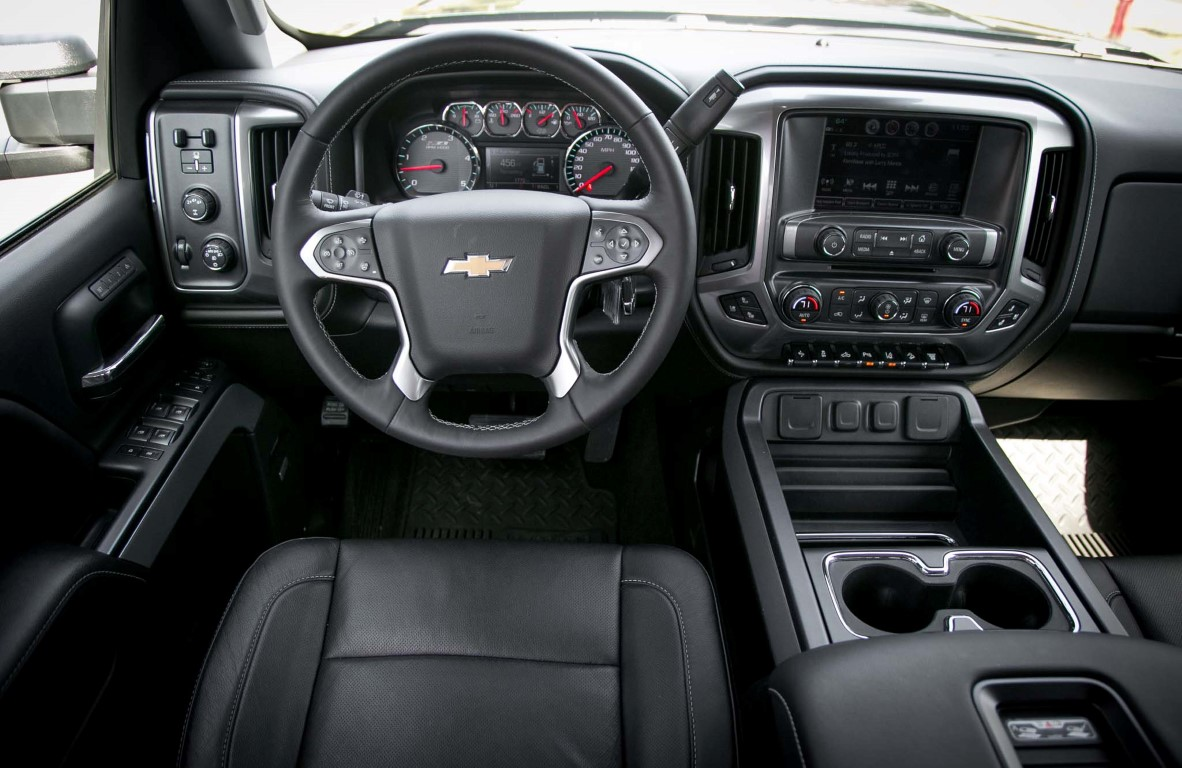 2018 Regular Cab Silverado 4X4 Interior Custom Modified