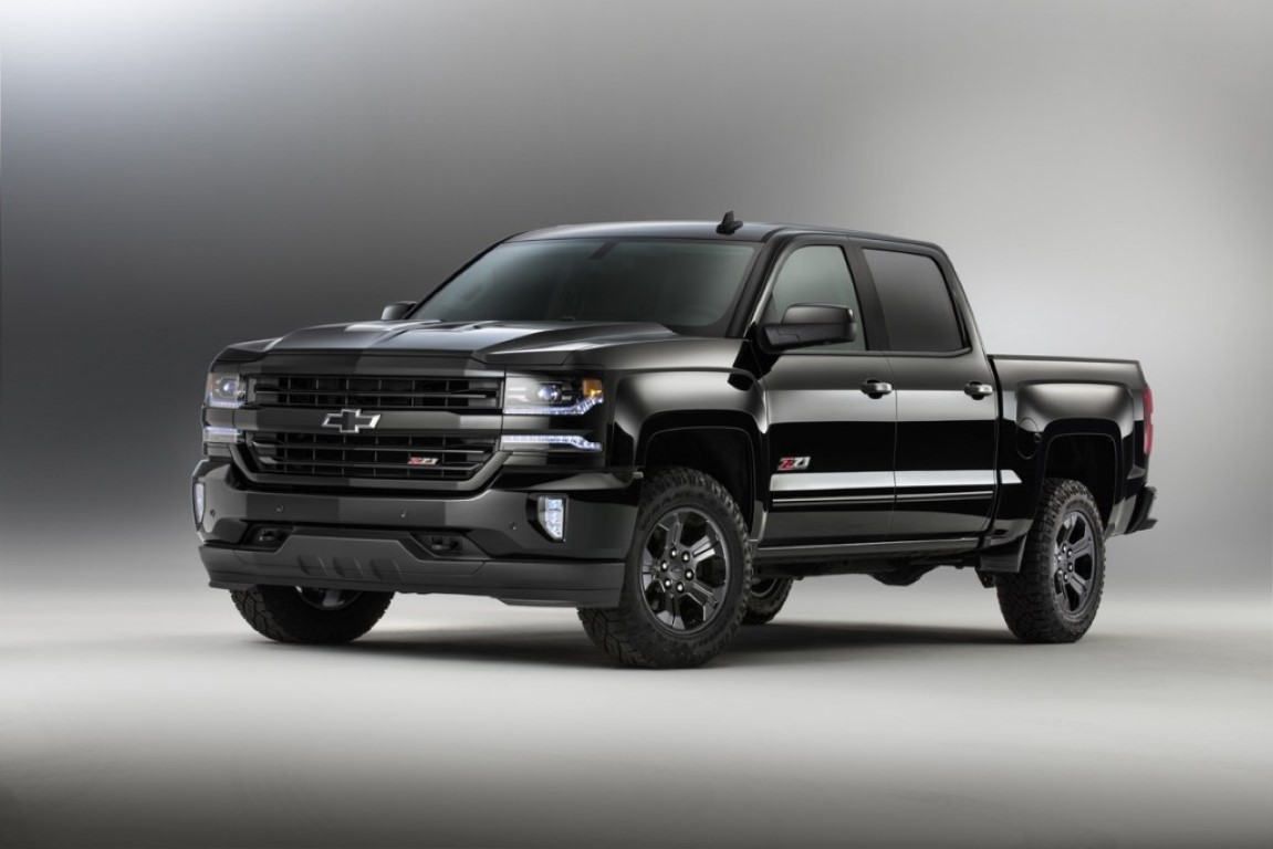 2018 Regular Cab Silverado Redesign