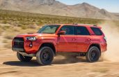 2018 Toyota 4Runner Limited Changes