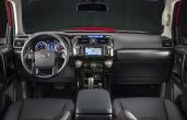 2018 Toyota 4Runner Limited Interior With New Features