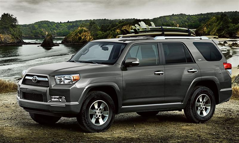 2018 Toyota 4Runner Limited MSRP and Availability