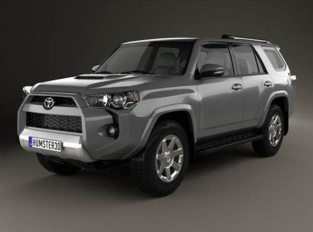 2018 Toyota 4Runner Limited Prices and Lease Deals