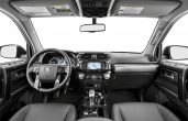 2018 Toyota 4Runner TRD Pro Interior Changes