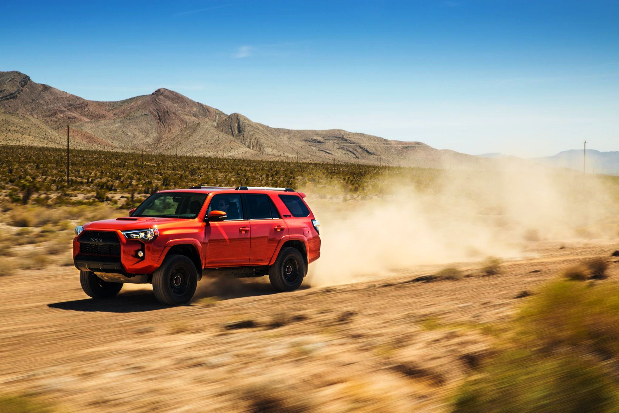 2018 Toyota 4Runner TRD Pro Off Road Test 4 Wheel Drive