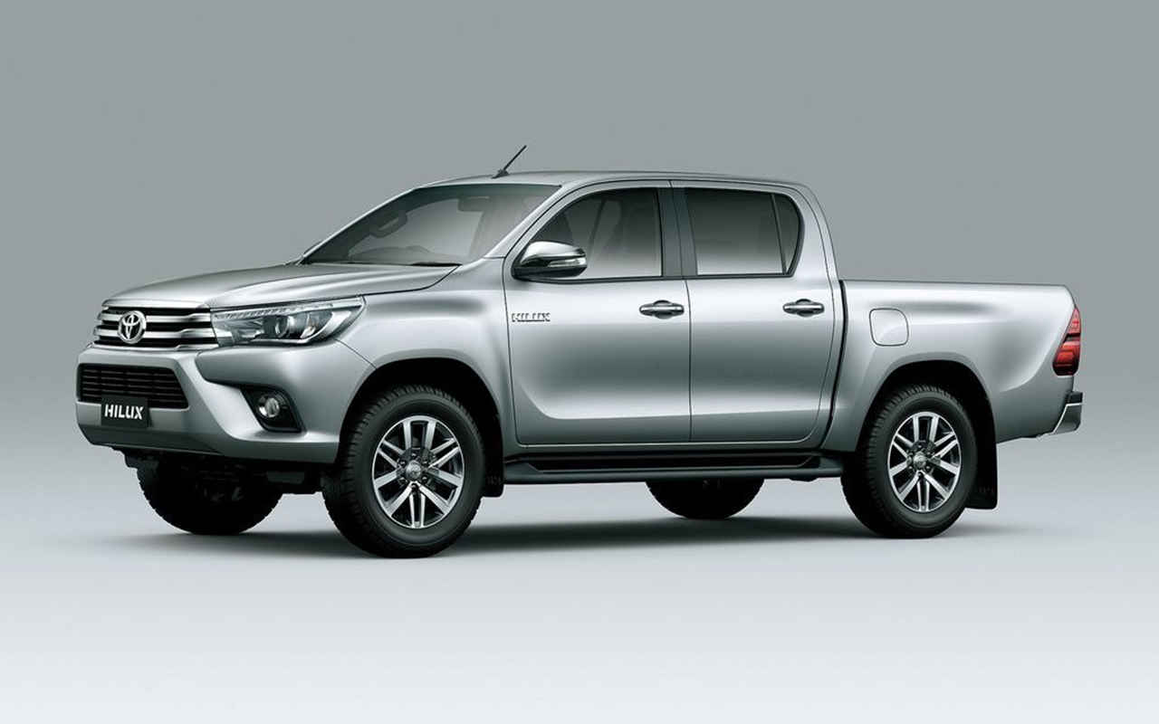 2018 Toyota Hilux Australia DImensions and Tow Capacity