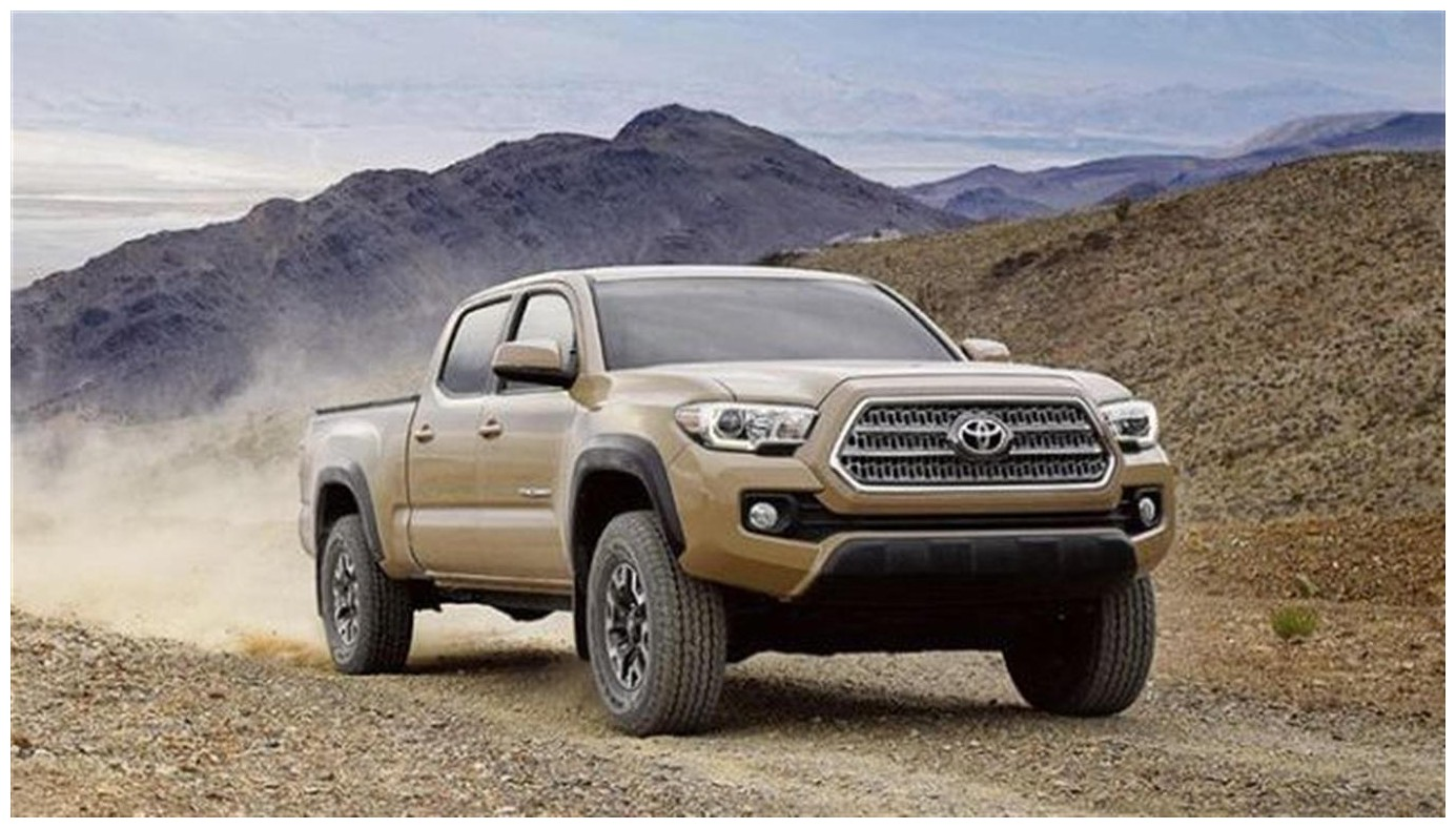 2018 Toyota Tacoma Trd Off Road Dakar Horsepower Review