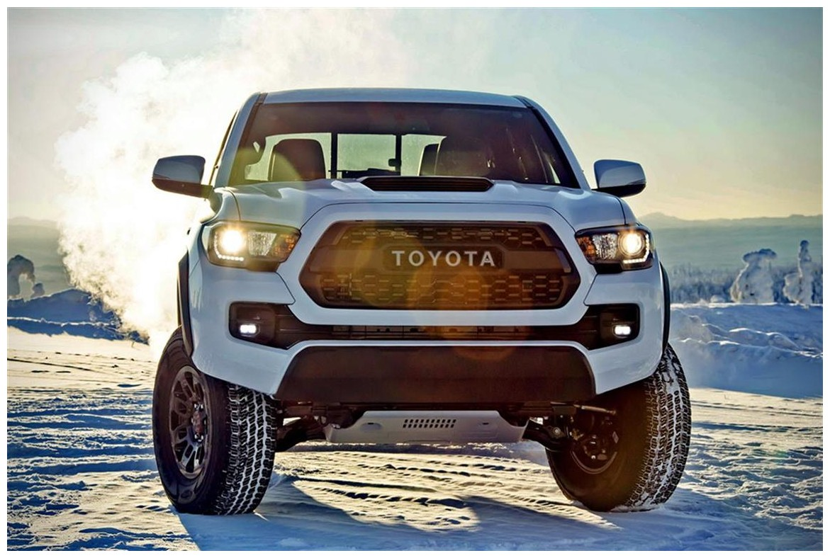 2018 Toyota Tacoma Trd Pro Review and Gas Mileage Test