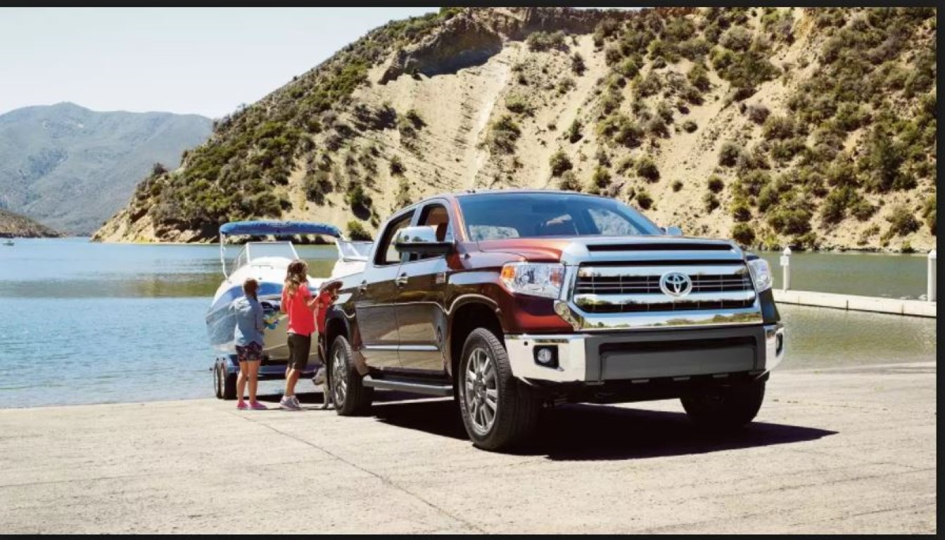 2018 Toyota Tundra 4X4 Towing Capacity