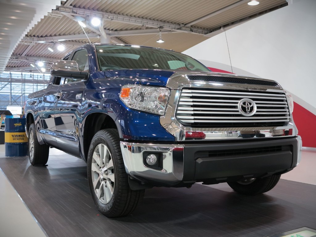 2018 Toyota Tundra Crew Cab Diesel Towing Capacity