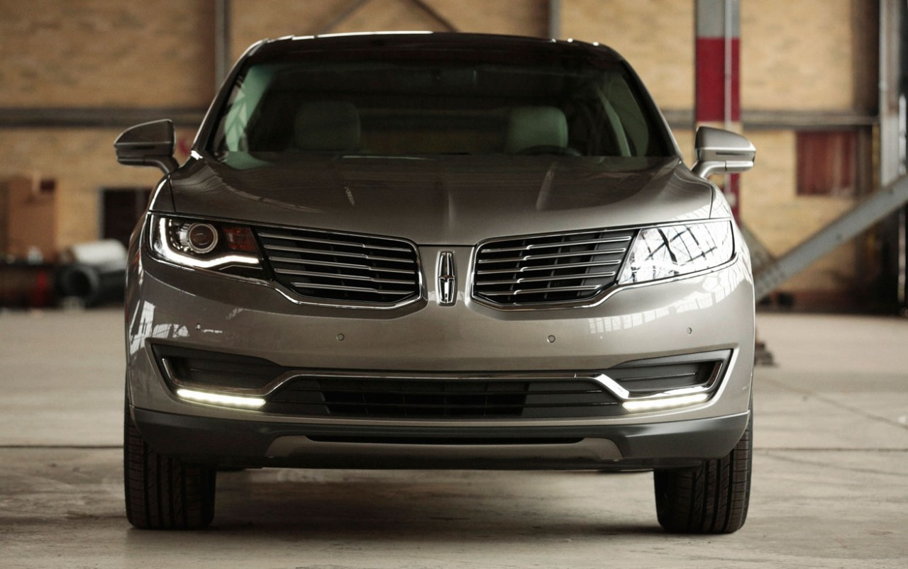 2018 Lincoln MKX SUV Specs, MSRP, Colors, Pictures