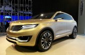 2018 lincoln mkx Exterior Colors Trims