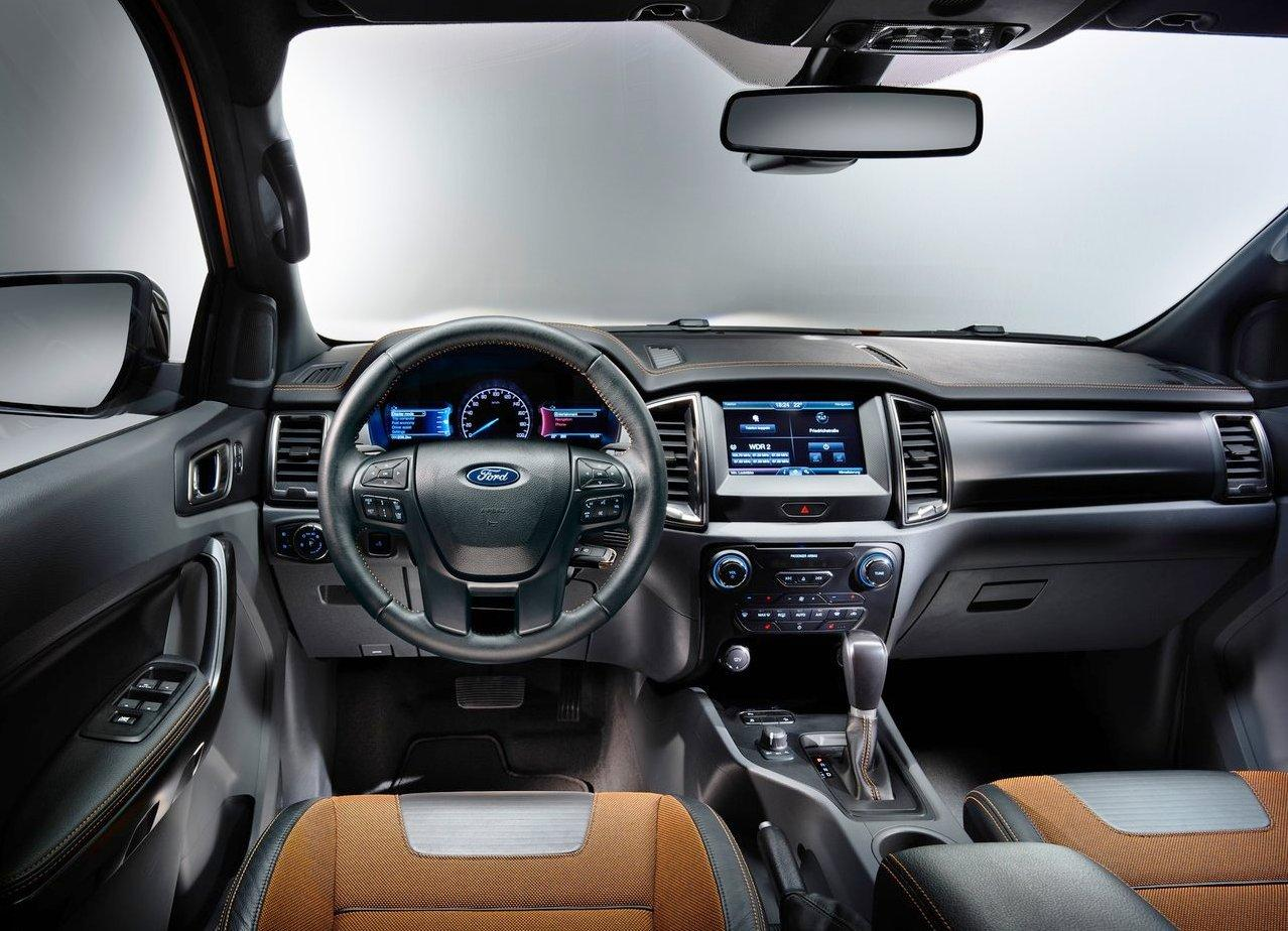 2019 Ford Ranger Bed Size Interior
