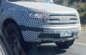 2019 Ford Ranger Raptor Spied Photo