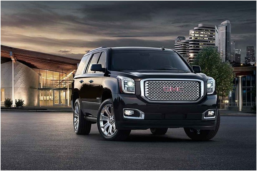 2019 GMC Yukon Redesign and Changes