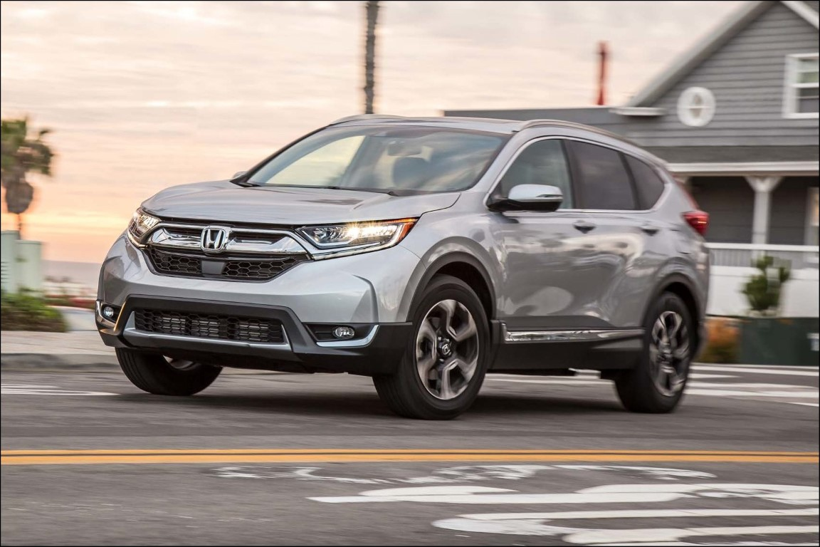 2019 Honda CRV Hybrid Model Prices