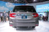 2019 Honda Odyssey Elite Touring SPecifications