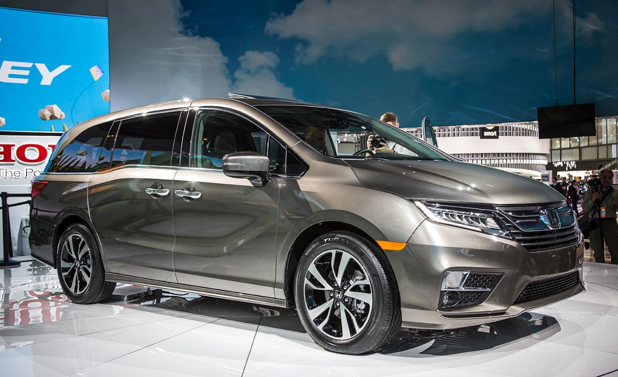 2019 Honda Odyssey Price and Availability