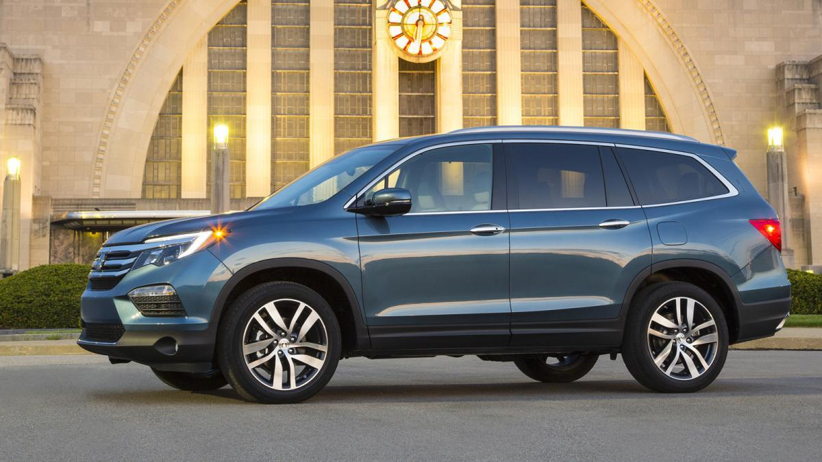 2019 Honda Pilot Changes Dimensions SUV