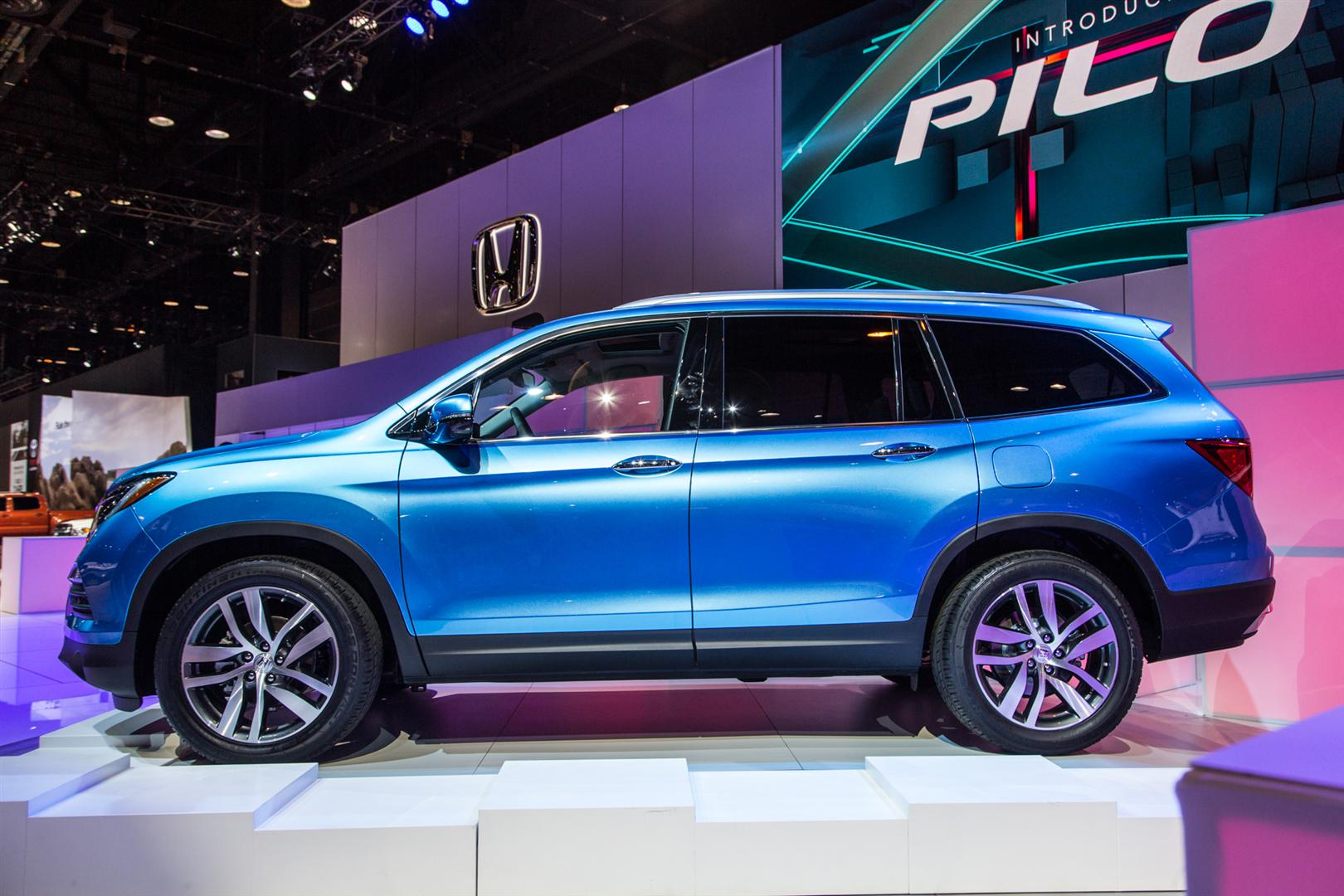 2019 Honda Pilot Color Trims