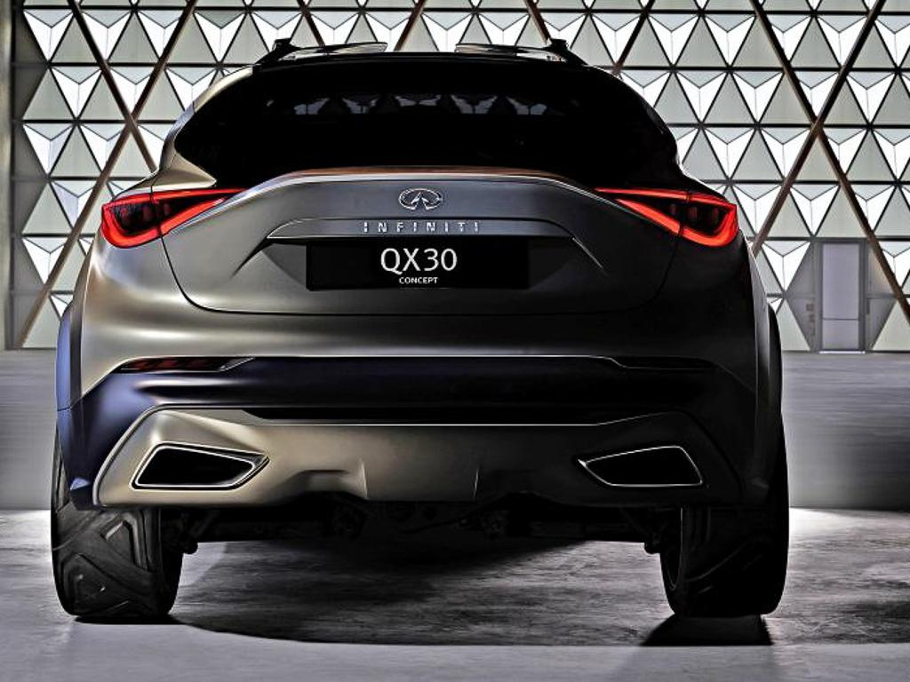 2019 Infiniti QX30 Concept Review