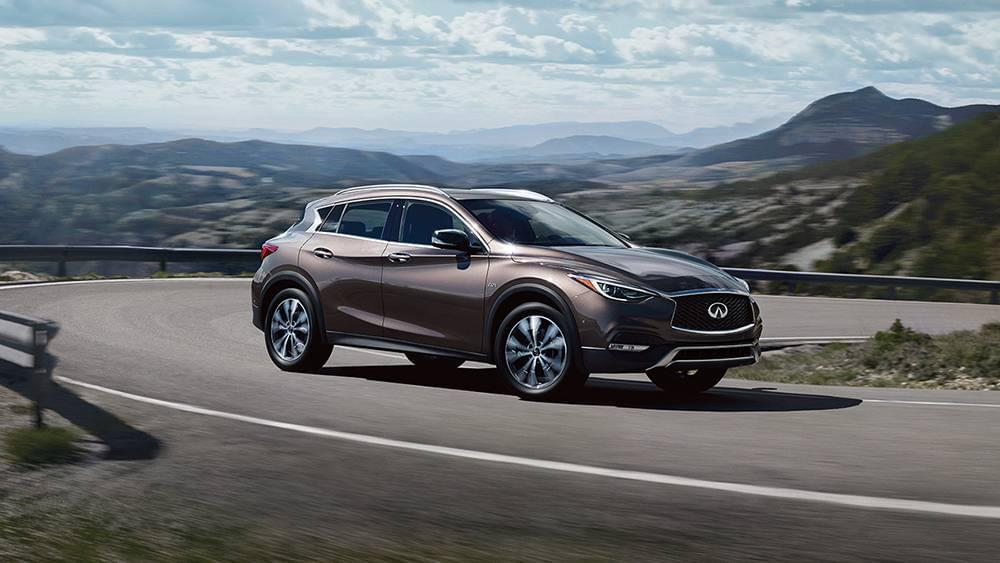 2019 Infiniti QX30 Review Gas Mileage and Horsepower
